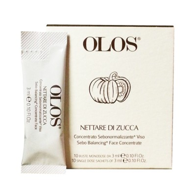 Nettare Di Zucca Sebum Normalizing Face Concentrate