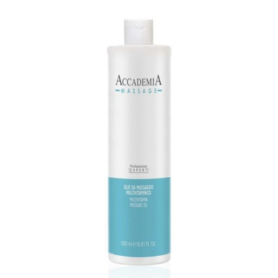 Accademia Massage Multivitamin Massage Oil 500 Ml