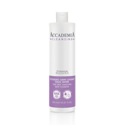 Accademia Soap-free Smoothing Body Cleaner 500 Ml
