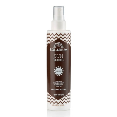 Solarium Sun Boom Super Tanning Spray Oil
