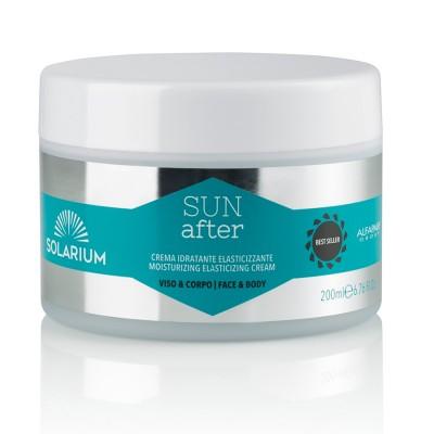 Solarium Sun After After-sun Moisturizing Elasticizing Cream