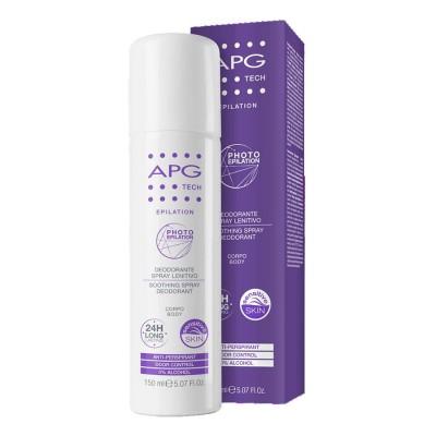 Apg Tech Soothing Body Spray Deodorant