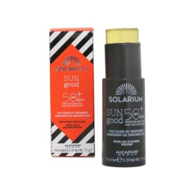 Solarium Sun Good Stick Solare Transparent Gel Spf50+