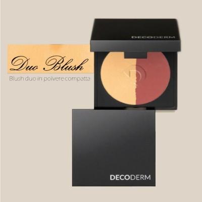 Decoderm Duo Compact Powder Blush Col.04