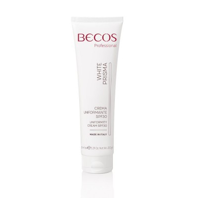 White Prisma Uniforming Cream Spf 30 Max