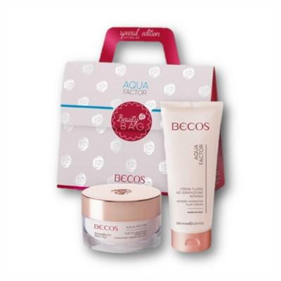 Aqua Factor Hydra Kit Beauty Bag Face-body