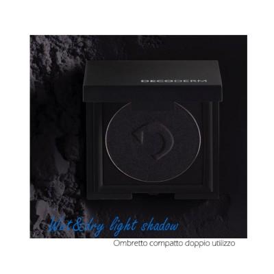 Decoderm Wet & Dry Light Shadow Col.01 Intense Black