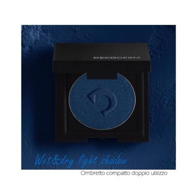 Decoderm Wet & Dry Light Shadow Col.02 Midnight Blue