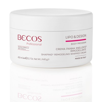Lipo & Design Professional Slimming And Remodeling Cream Ml 450