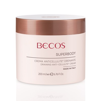 Superbody Body Draining Anti-cellulite Cream