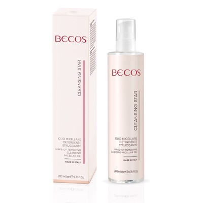 Cleansing Star Cleansing And Cleansing Micellar Oil