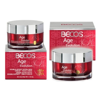 Age Evolution- Voluptuous Cream +extra Rich Face-wrinkle-free Neck Cream