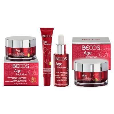 Age Evolution Kit Total  -leather With Undernourished Wrinkles