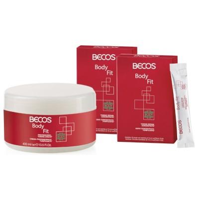 Body Fit Professional- Serum (20) & Toning Cream 400ml
