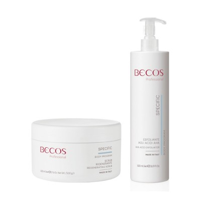 Specific Professional- Exfoliant Acidi Aha & Regenerating Body Scrub