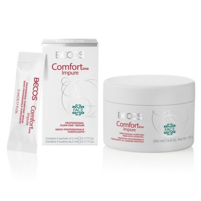 Comfortime Impure Professional- Mask & Serum (5) Face