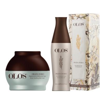 Delizia Di Riso- Velvety Body Oil & Bath Cream