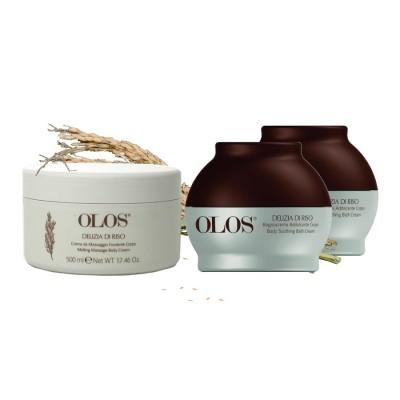 Delizia Di Riso- Body Creammax Fondant & Bath Cream (2)