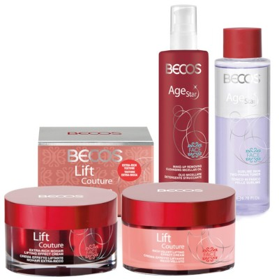Age Star- Cleaning Up(2) & Lift Couture -rich Cream +extraricc