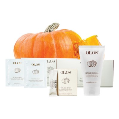Nettare Di Zucca Professional- Two-phase Mask (10) & Serum (10) + Max Cream Moisturizes And Mattifies