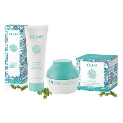 Thalasence- Anticellulite Cream & Smoothing Scrub
