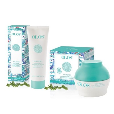 Thalasence- Restructuring Cream & Body Smoothing Scrub