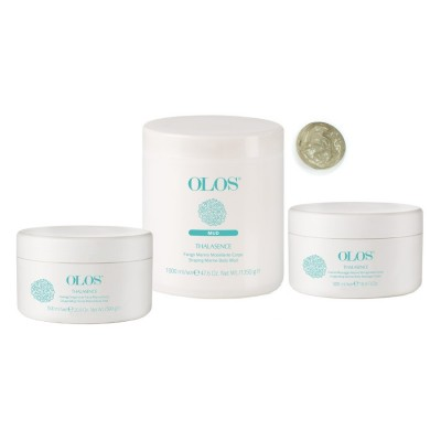 Thalasence Professional- Peeling +mud & Body Shaping Cream