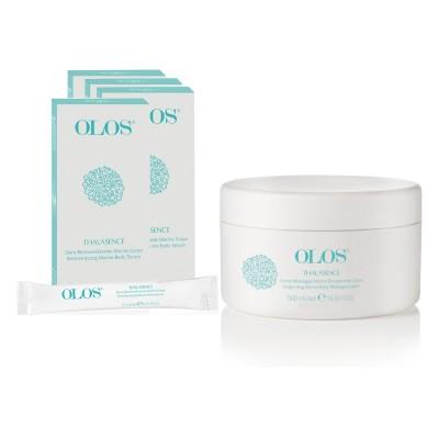 Thalasence Professional- Serum (20) & Body Detoxifying Cream